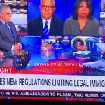 "Trump Rep Ken Cuccinelli Called ""un American"" By Jeffrey Toobin Of Cnn"