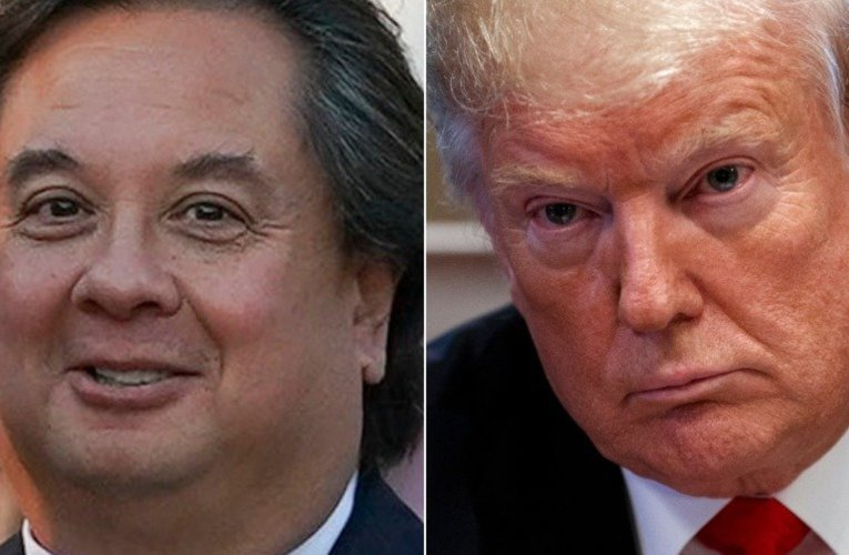 George Conway, Kellyanne's Husband, Uses Twitter To Blast Donald Trump