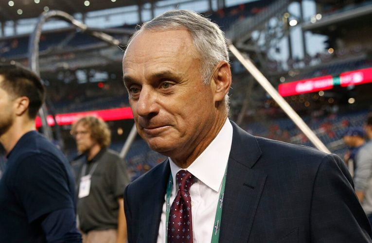 Does MLB Commissioner Rob Manfred Really Know Oakland A's Ballpark Or Vegas Issue?