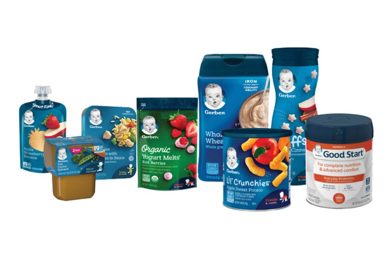 Gerber And TerraCycle Partner For National Recycling Program
