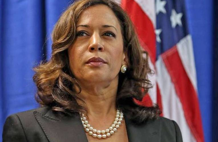 "Kamala Harris On Santa Clarita Shooting: ""We Need to Act"""