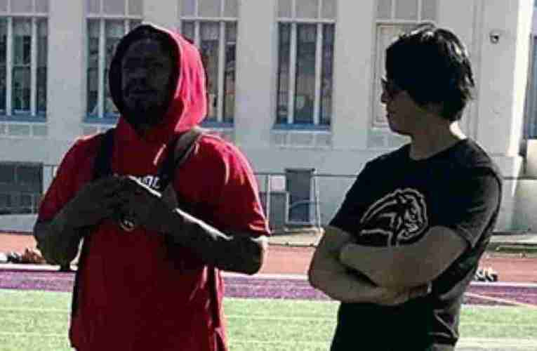 Oakland Panthers Indoor Football League Tryouts On As Marshawn Lynch On Hand
