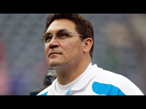 Ron Rivera Fired By Carolina Panthers, But Took Them To Super Bowl 50