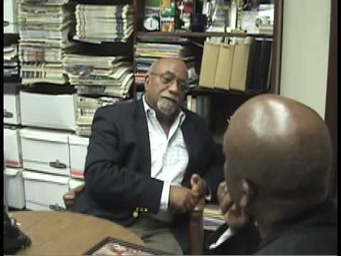 Oakland Post's Paul Cobb On Martin Luther King, Jr., Chauncey Bailey, Mayor Ron Dellums, Oakland