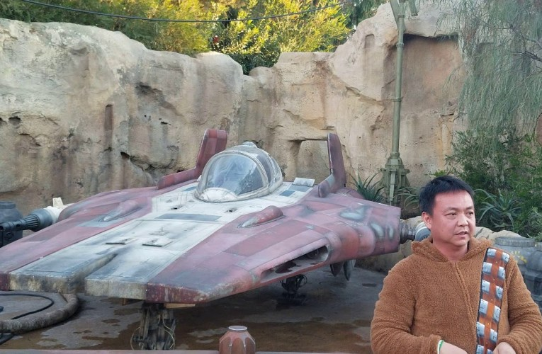 Rise Of The Resistance Disneyland Official Opening January 17, 2020