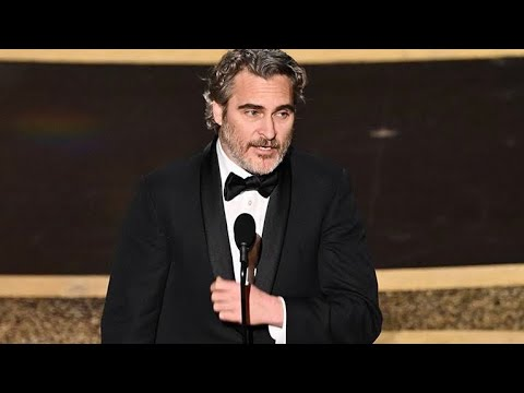 Joaquin Phoenix Oscars Speech Transcript Calling For Unity May Impact The 2020 Presidential Election