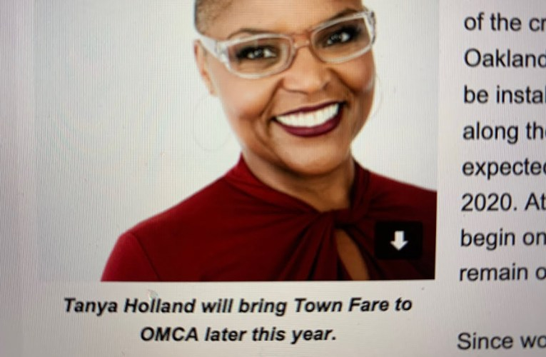 "Tanya Holland To Get New Oakland Museum Cafe ""Town Fare By Tanya Holland"" August 2020"