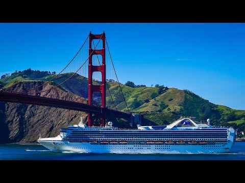 Coronavirus Hazzard Grand Princess Cruise Ship Started From SF, To Dock At Port Of Oakland, Why?