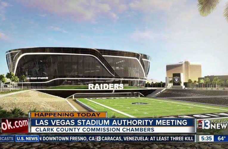 Oakland Raiders Las Vegas NFL Stadium Hotel Tax Revenue Shows Two Months Of Deficits