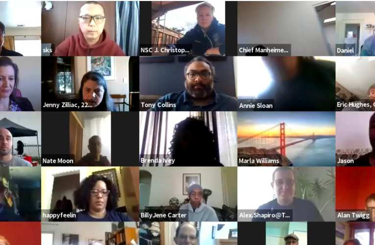 Oakland Neighborhood Leaders Meet With Mayor Schaaf And OPD On ZOOM On COVID-19 Testing