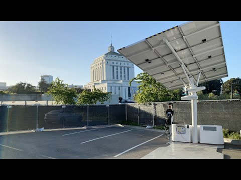 City of Oakland To Re-Deploy Envision Solar EV ARC Units to COVID-19 Pop-Up Test Site