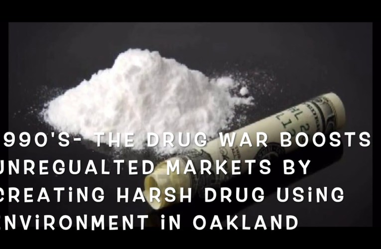History Of Drug Policy And Cannabis Policy In Oakland, CA, By Shani Shay