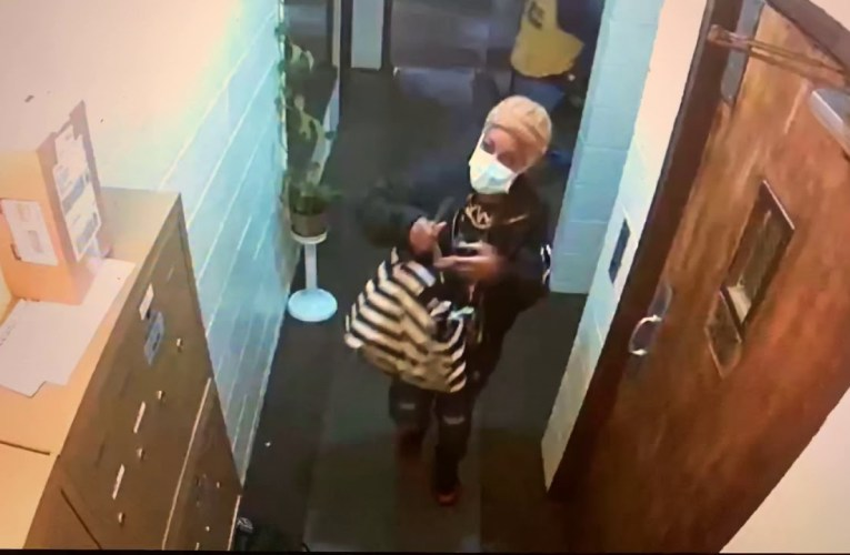 Oakland Adams Point Apartment Dwellers Victims Of Brazen Mail Theft Caught On Camera