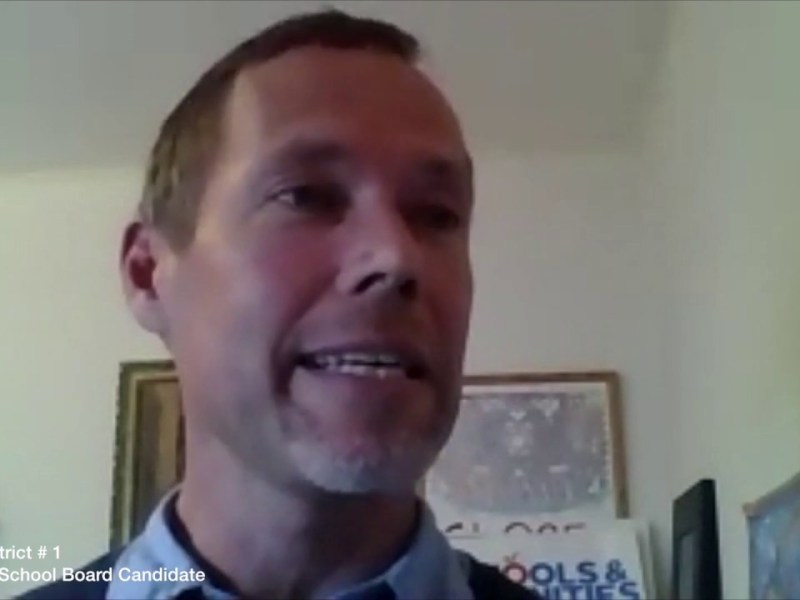 Oakland School Board Candidate Interviews District 1, Question 8 2020 OUSD