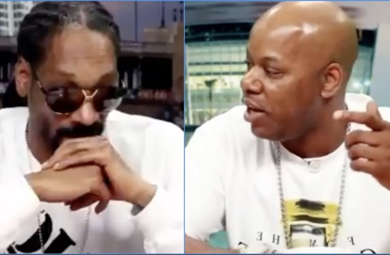"""Too Short Tells Snoop Dogg Does Why He Ran From Oakland To Atlanta: """"It Was A War"""""""