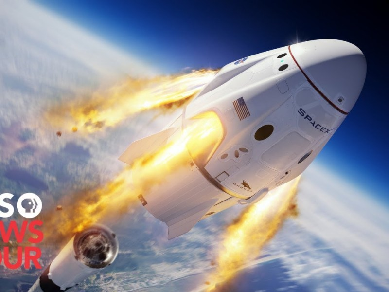 WATCH LIVE: NASA and SpaceX launch historic Falcon 9 flight with U.S. crew