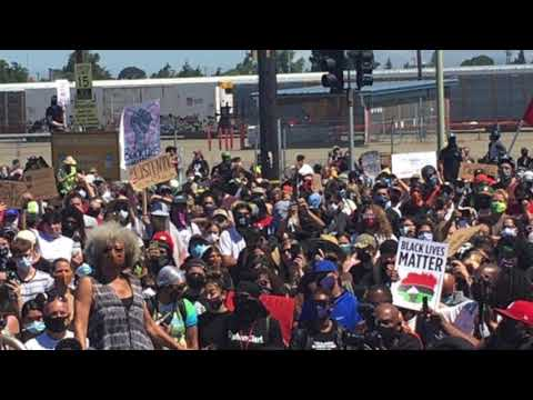 Angela Davis At The Port Of Oakland: Speech to ILWU Juneteenth Work Action On June 19, 2020