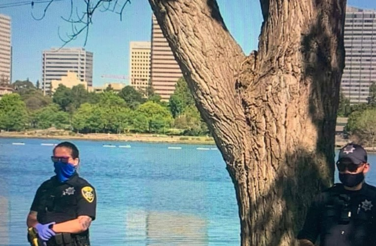 Oakland: Fake Body Bag, Hangman Noose Found At Lake Merritt On Lakeshore June 17 – Update