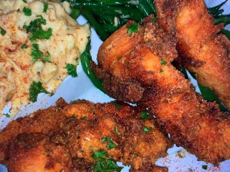 Oakland's Creole Kitchen By Chef Smelly At 2430 Broadway, Uptown Oakland