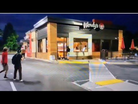 Wendy's Burned Down By Protestors After Atlanta Police Killed Rayshard Brooks