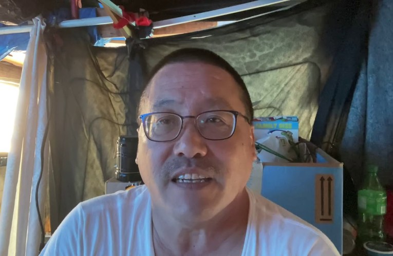All Moved Back Into Living On Oakland's Streets – By Derrick Soo