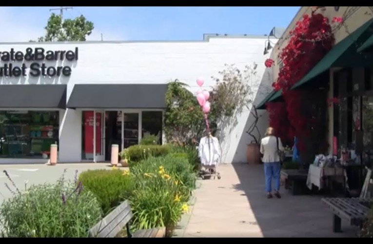 Berkeley Fourth Street Retail Featured In YouTube Video From Today