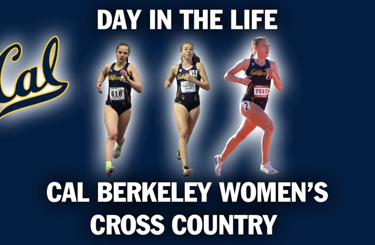 Day in the Life of Cal Berkeley Women's Cross Country