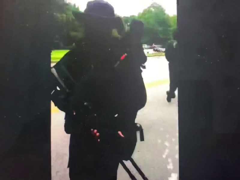 Stone Mountain Georgia Twitter Trend As Black Citizen (With White Members) Armed Army NFAC Marches