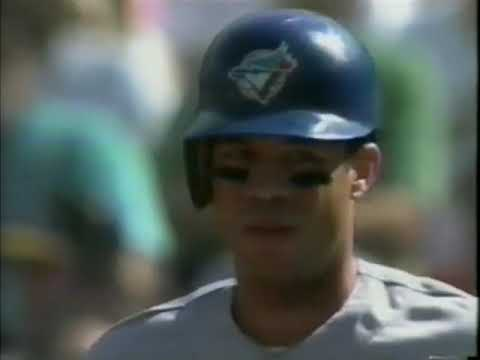 Toronto Blue Jays @ Oakland Athletics (1992 MLB ALCS – Game 4)