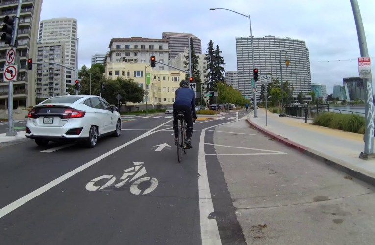 SF Bay Area Bicycle Is Back With Bike Oakland, Emeryville, Berkeley, Albany, Richmond Video Tour