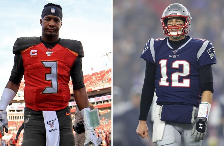 Buccaneers Changing Offense For Tom Brady, But Not For Jameis Winston, Is Racist
