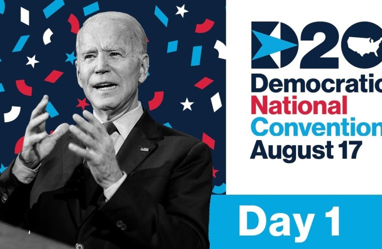 Democratic National Convention Official Livestream: Day 1