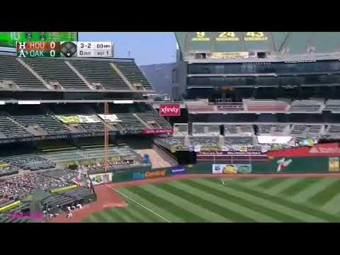 MLB – Houston Astros vs Oakland Athletics Highlights | 08/08/2020