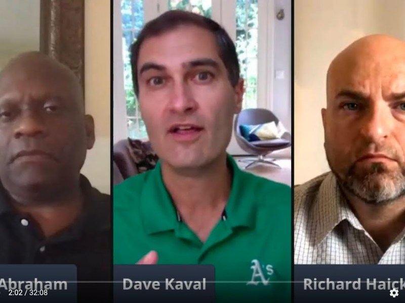 Oakland A's President Dave Kaval Interview Howard Terminal Ballpark Project Update