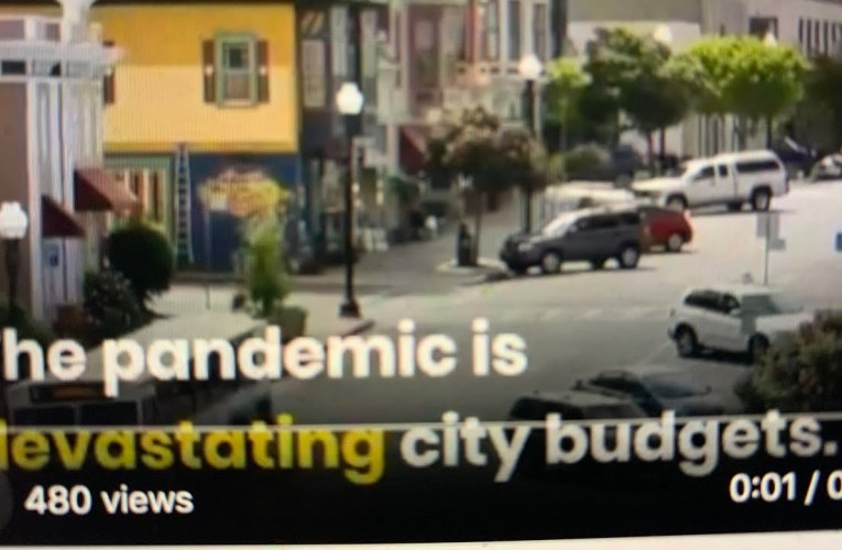 Oakland Mayor Schaaf Backs League Of California Cities Call For Federal Funding Help During Pandemic