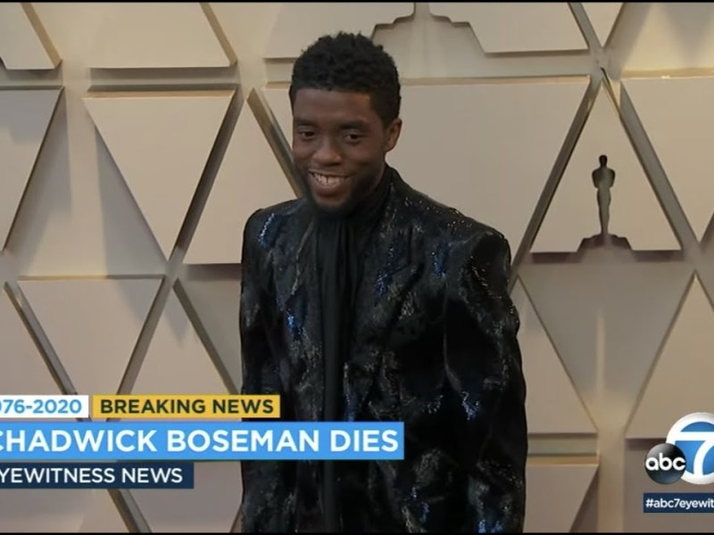 Remembering Chadwick Boseman, Black Panther star, dead at age 43 | ABC7