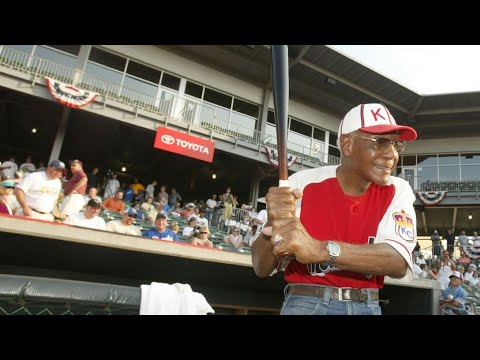 To Celebrate The Negro Leagues, Induct Buck O'Neil Into Cooperstown, By Vinny Lospinuso