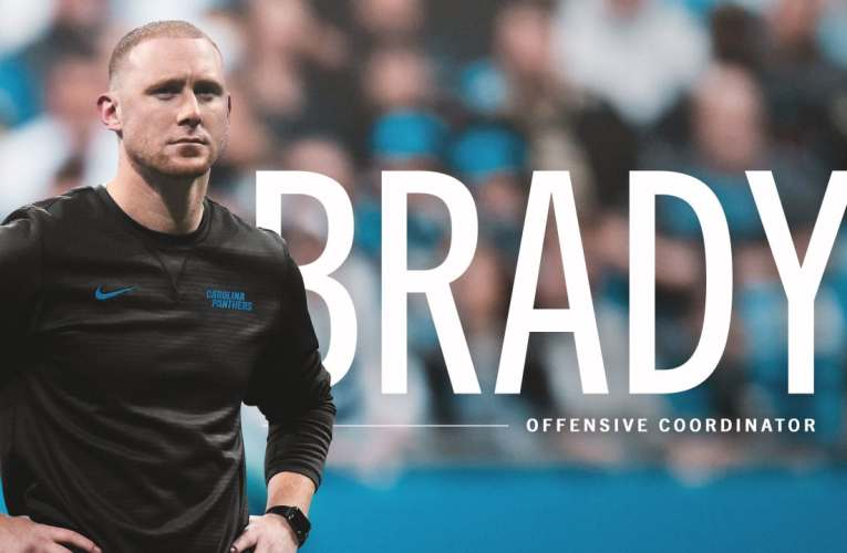 1st Year NFL Coach Joe Brady Called Whiz Kid But Panthers Offense 21st Ranked? Pure Stupidity