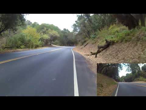SF Bay Area Bicycle: Bike Oakland: Brandon & McDonald Trails In Chabot Regional – Clear Air?