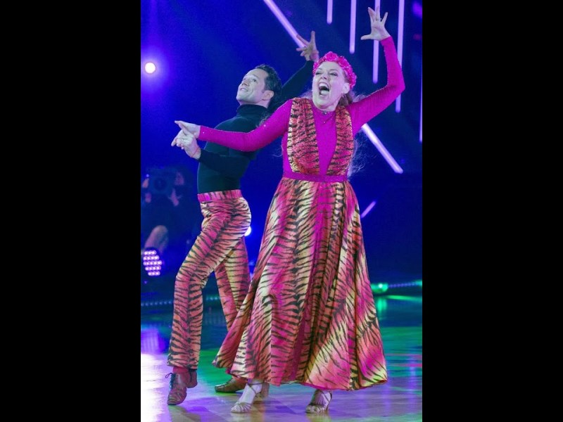 Nikky Raney Reacts to Carole Baskin on Dancing With The Stars