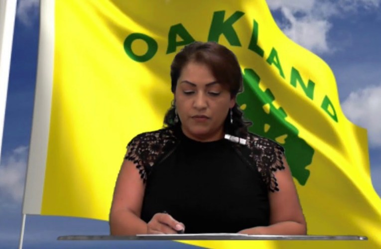 Oakland California City Council District 7 Candidates Forum this Saturday 5-16-20 @ 1pm
