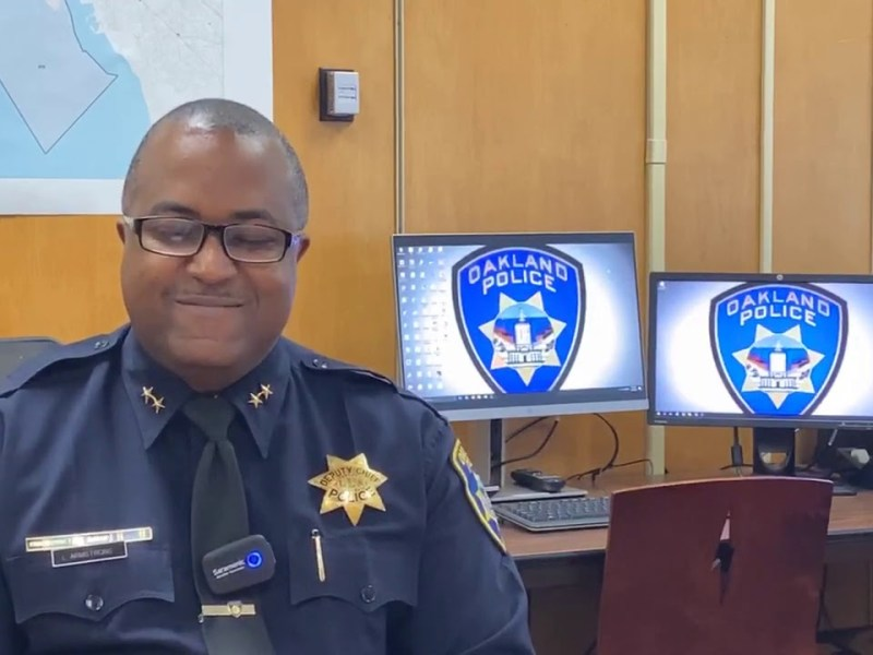 Oakland Police Department 2019 Annual Stop Data Report Video