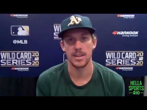 A's starting pitcher Chris Bassitt on Oakland forcing a deciding Game 3 with the Chicago White Sox