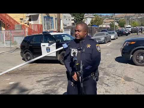 Oakland Police Update: Homicide Investigation In The 1900 Block of 84th Avenue