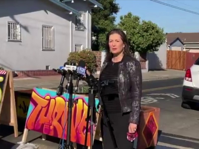 Oakland Mayor Libby Schaaf Introduces Oakland Slow Streets 2.0 2020 Featuring Jonathan Brumfield