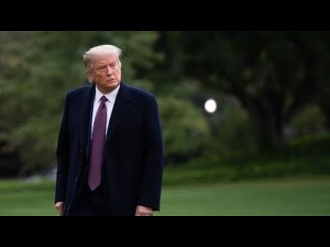 President Trump Off To Walter Reed Hospital After COVID-19 Diagnosis, Prayers For Donald Trump, USA