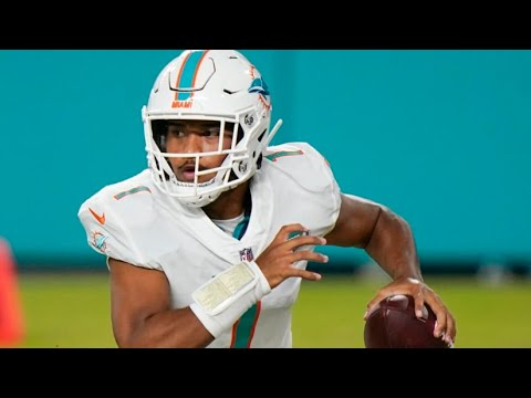 Tua Tagovailoa, Miami Dolphins NFL Draft 2020 Pick, Leigh Steinberg Client, Named Starter Over Fitz