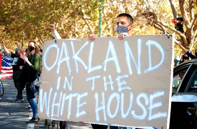 Oakland In The White House: On Joe Biden, Kamala Harris, Barbara Lee, and Oakland Elections – Pam Drake