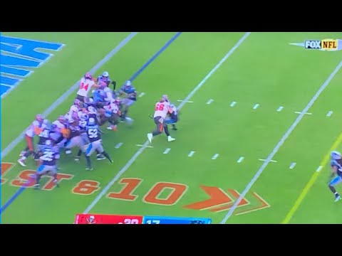 Bucs Ronald Jones 98-Yard TD Run Reminiscent Of Cowboys Tony Dorsett's 99-Yard TD Run 1-3-1983, MNF