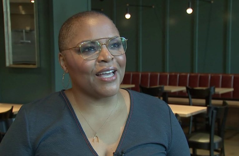 We Can't Stop Celebrating Chef Tanya Holland New Cooking Show On Oprah Winfrey's OWN Network